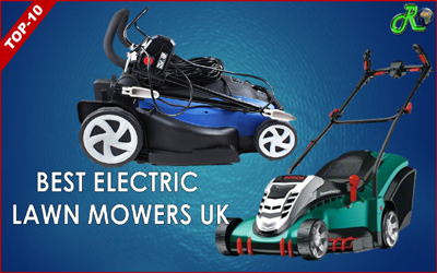 Small Electric Lawn Mower